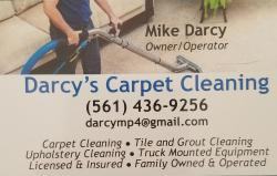 Darcy's Carpet Cleaning